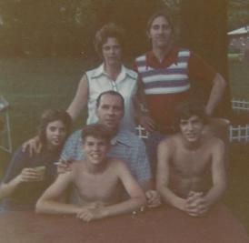 18 4 5 Gary Wallace family